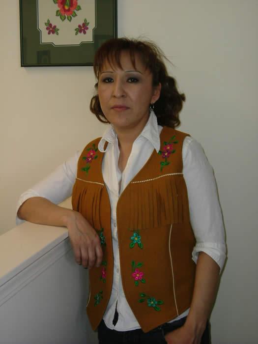 Pauline Williah