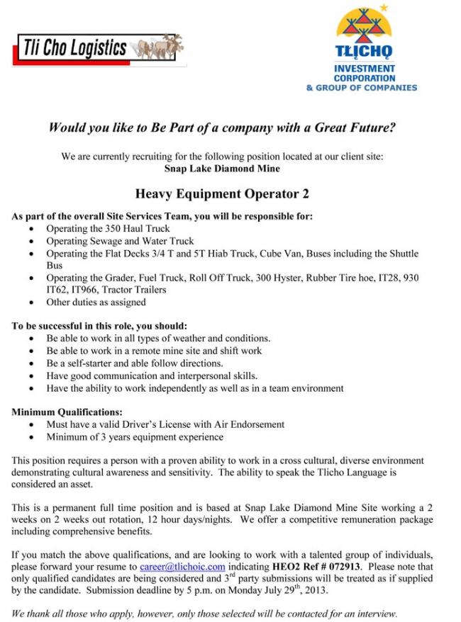 heavy equipment operator resume contegri com